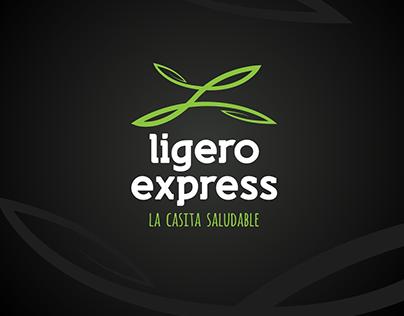 Ligero Express Branding