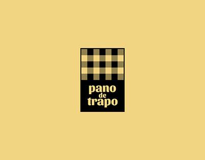 Pano de Trapo - Visual Identity