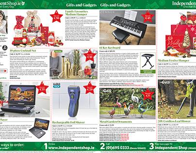 Irish Independent & Belfast Telegraph Christmas Inserts