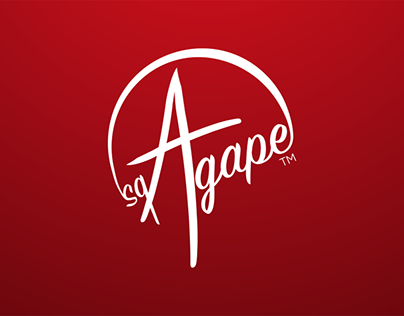 Agape Logo and Branding