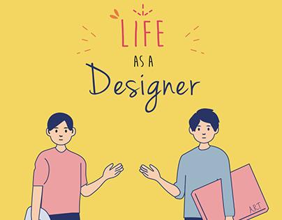 Life as a Designer