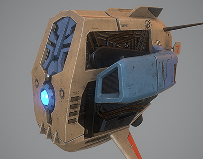 Base Drone for project PANTROPY