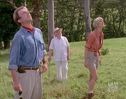 Jurassic Park Scene (Re-scored)