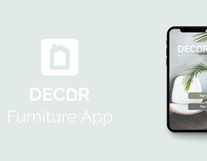 Decor Furniture app