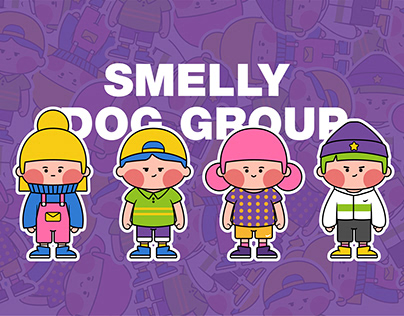 SMELLY DOG GROUP