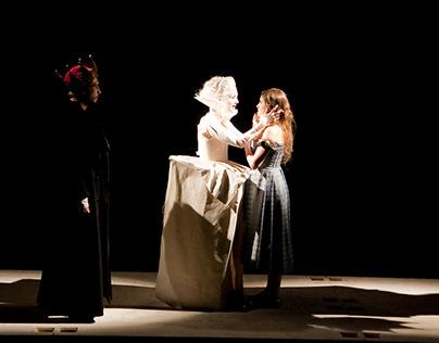 LE CONTE D'HIVER / Pauline Ringeade / 2010