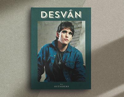 Revista DESVÁN - Nº 1 OUTSIDERS