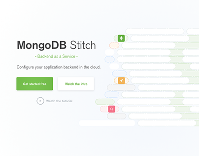 MongoDB Stitch: Product Launch