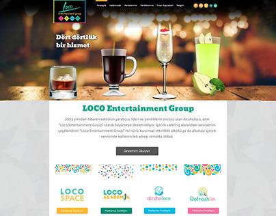 Loco Group Website