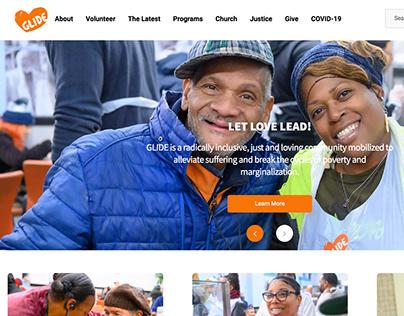 GLIDE Website Refresh