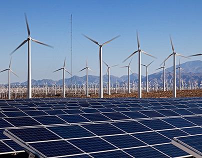 Global Adoption of Renewable Energy Sources Rapidly