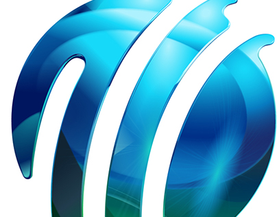 International Cricket Council Logo Vector Graphics