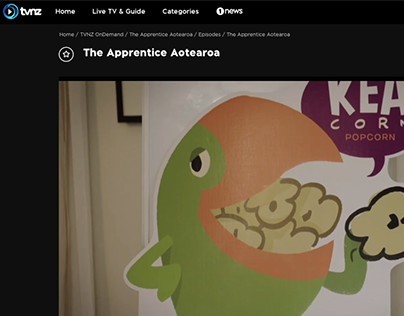 The Apprentice New Zealand. Episode 1