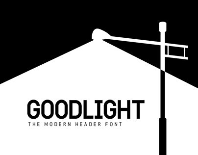 Goodlight - Free Typeface