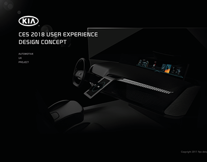 Kia Motors 5G UX Concept
