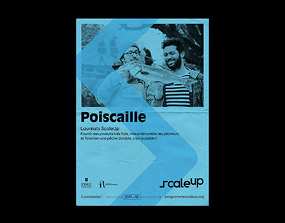 ScaleUp - brand identity