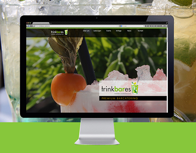 Trinkbares - Premium Barcatering