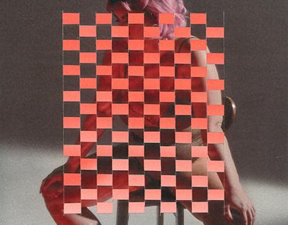 Paper weaving / Women