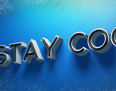 Stay Cool Graphic