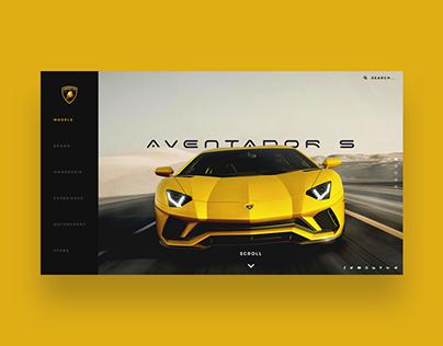 Lamborghini UI