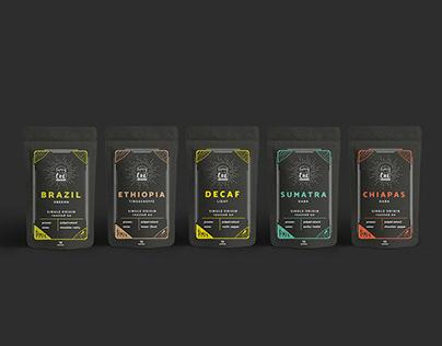 Onu Coffee Packaging Design