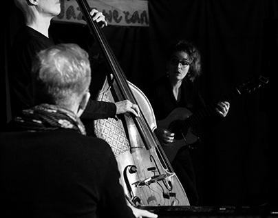 """JazzWeCan-Konzert - Susan Weinerts """"Rainbow-Trio"""""""