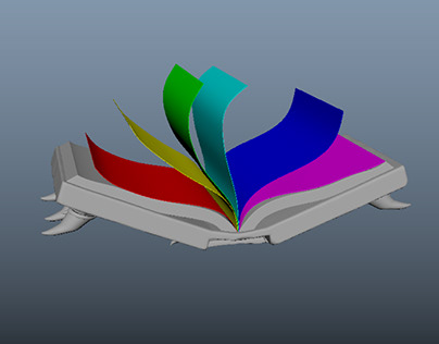 Book Rig Animation