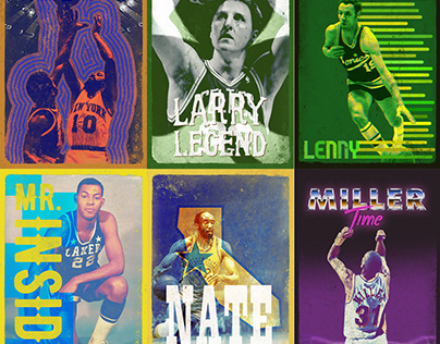 The NBA Goat Series