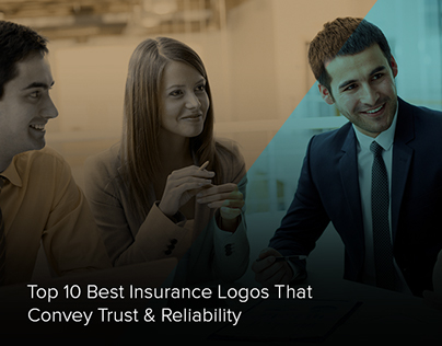 10 Best Insurance Logos That Convey Trust & Reliability