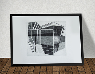 Graphics series | I | Aquatint