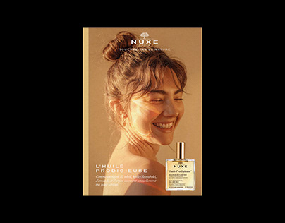 NUXE | Art Direction