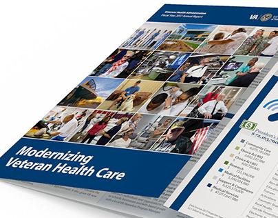 Modernizing Veteran Health Care - FY17 Annual Report