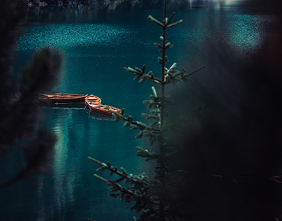 Dolomites ⏤ Lago di Braies