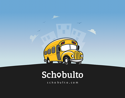 🚌 Schobulto - Mobile App Design