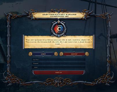 Arab Cyber Wargames Championship 2021