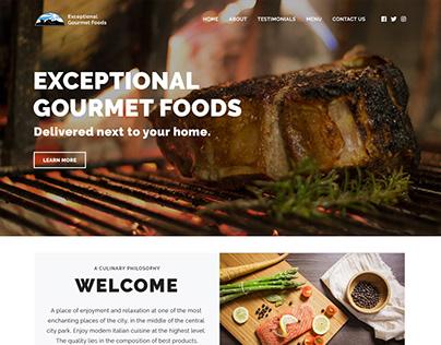 EG Foods Project