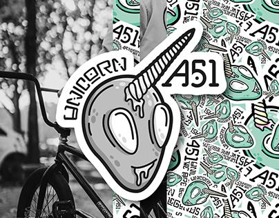 A51 - Branding