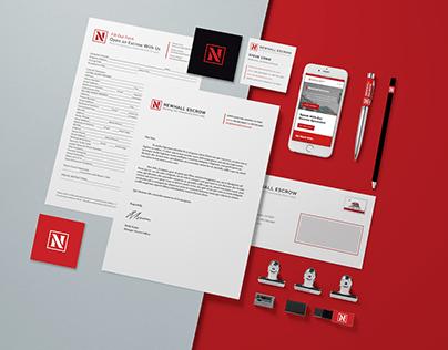 Escrow Services Rebrand & Website Redesign