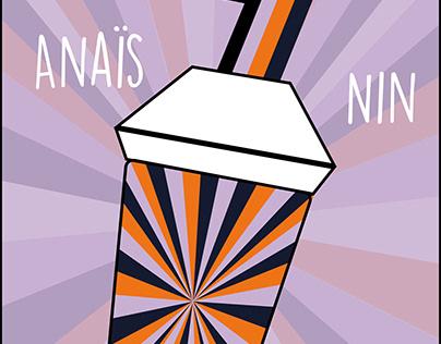 #02 Anais Nin - Le shaker - Webzine Culturel