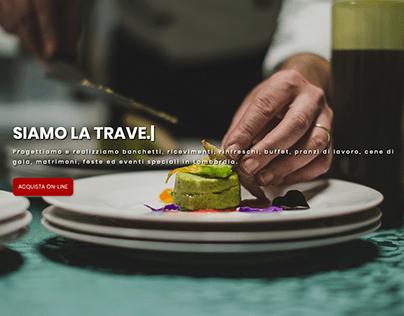 Sito Web - LaTrave Catering