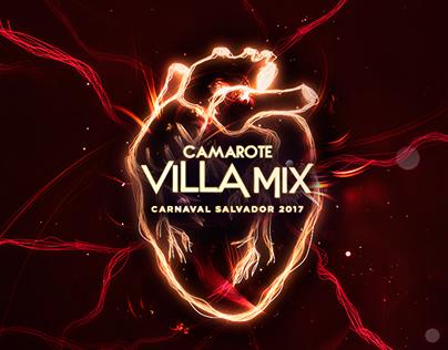 Camarote VillaMix - Salvador 2017