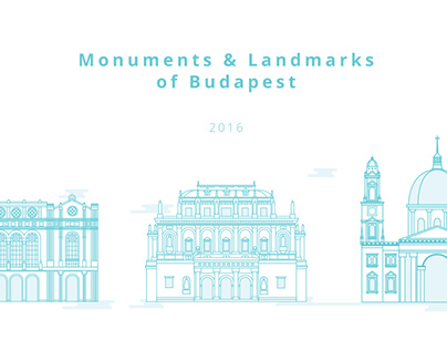 Monuments and Landmarks of Budapest - vol2