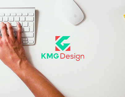 KMG Design Personal Identity - Logo Design and Branding