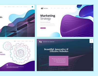 Abstract - Web Design Concepts