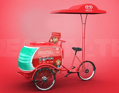 WALL'S Trike-Cart Design