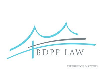 BDPP LAW Branding