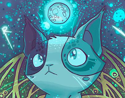 Arya the cat