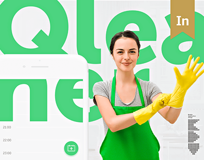 Qleaner — app for cleaners