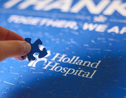 Holland Hospital – Service Awards Project
