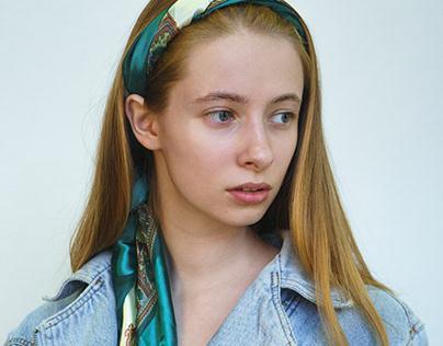 Photography/retouching: Marina Yakovleva